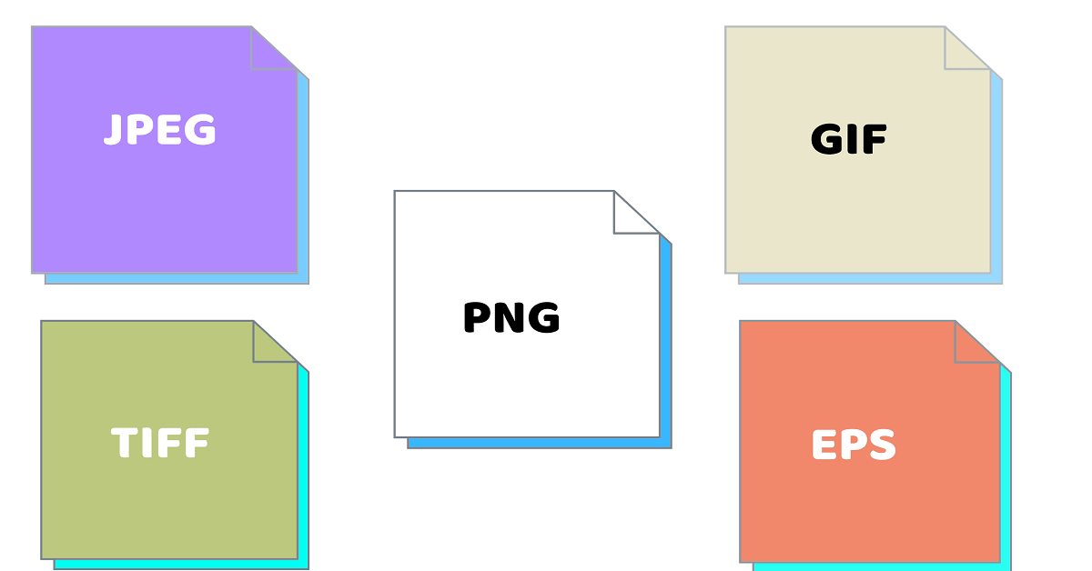 types of imge formats